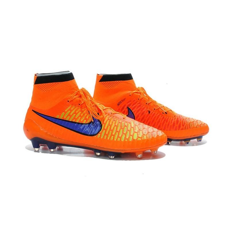 scarpe da calcio nike arancioni