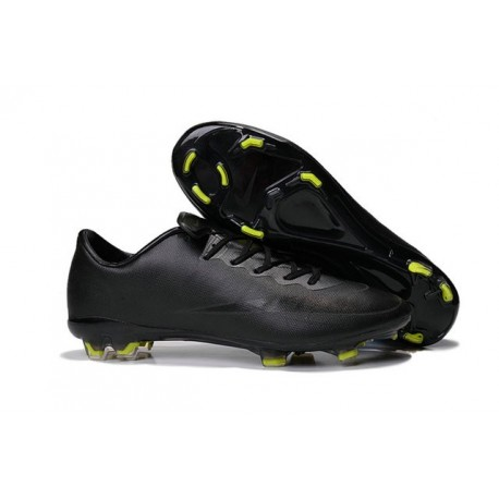 check out cce21 1966e Scarpe de Calcetto Nike Mercurial Vapor X FG ACC Tutto Nero