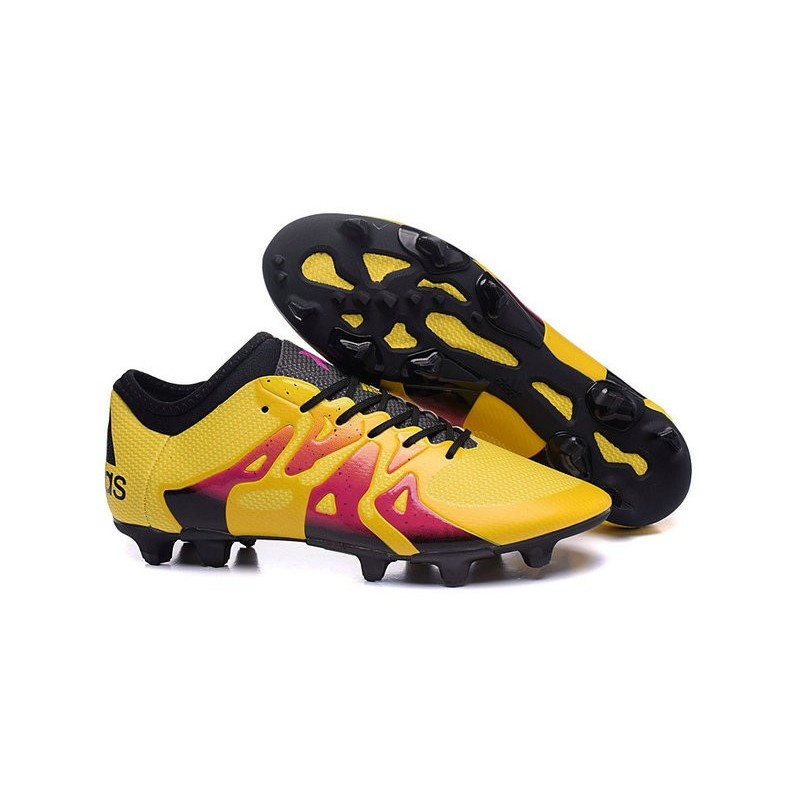 premium selection c0db6 b098e ... soccer boots cleats adidas x 15.1 fg gituttio rosa ...