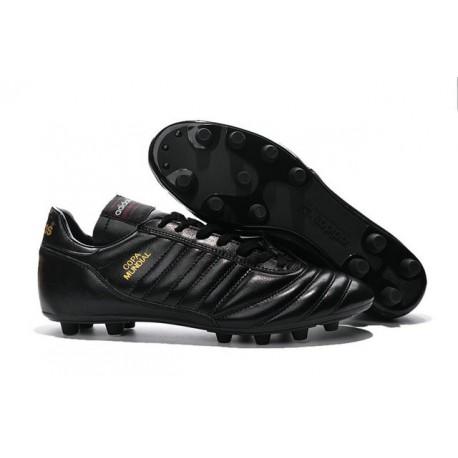 new styles e0b65 c46f4 Scarpette da Calcio adidas Copa Mundial FG Tutto Nero
