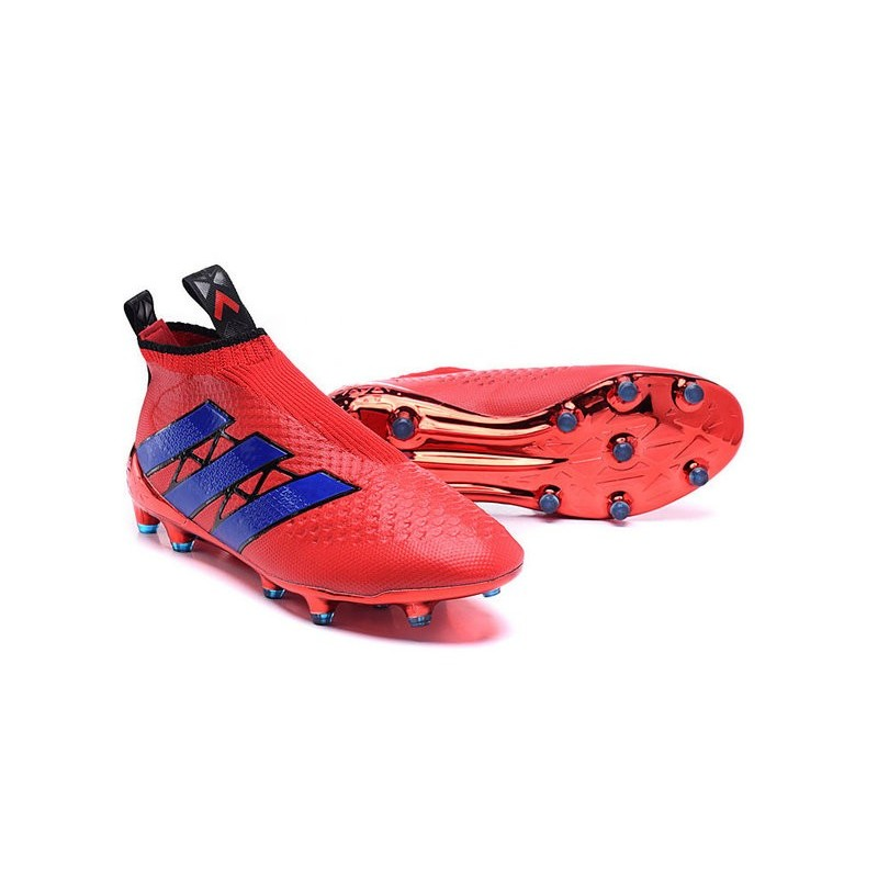 scarpe da calcio adidas ace 16 rosse