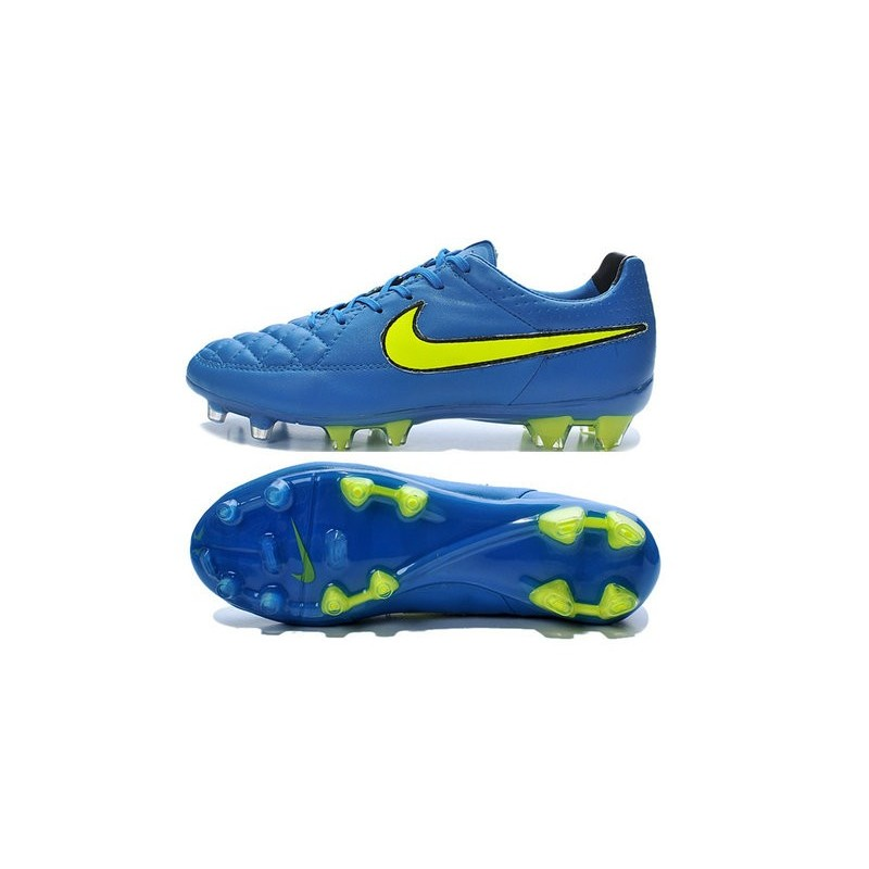 more photos 6599e 08544 nike tiempo mystic gialle
