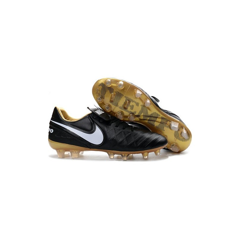 Nuovi Nero Vi Scarpa Legend Fg Tiempo Con Nike Calcio Tacchetti zXzrnA5