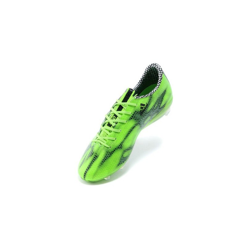 quality design f0768 5b5bb Nuovo Scarpa Da Calcio Adidas F50 Adizero FG Verde Vedi a schermo intero.  Precedente. Successivo