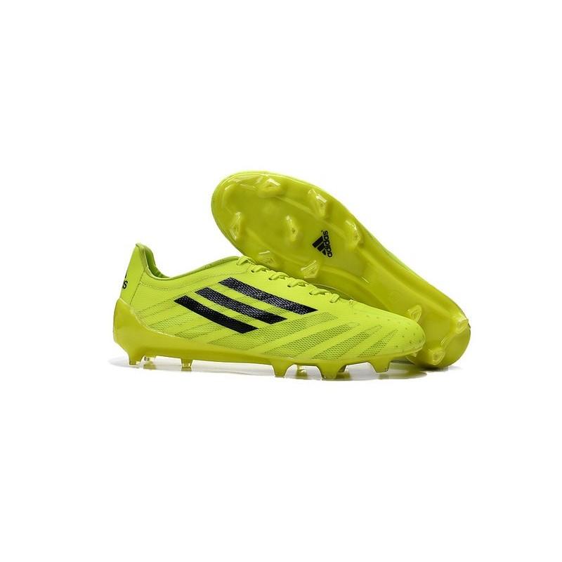 Scarpe Da Calcio Adidas Uomo F50 Messi Adizero Fg Bianche