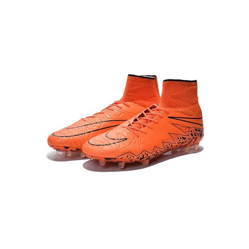 scarpe calcetto nike arancioni