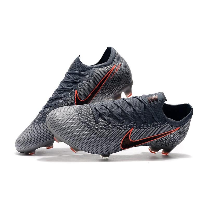 Pack Fg Victory Nike Da Scarpe Calcio Elite Mercurial Vapor 12 Grigio 54L3ARjq