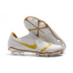 Scarpe di calcio Nike Phantom Venom Elite FG Bianco Oro