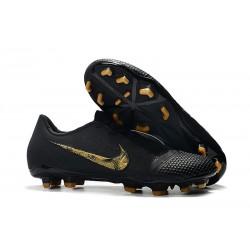 Scarpe di calcio Nike Phantom Venom Elite FG Nero Oro