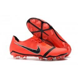 Scarpe di calcio Nike Phantom Venom Elite FG Rosso Nero