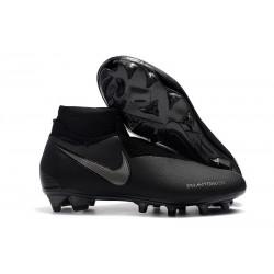 Scarpe Nuovo Nike Phantom Vision Elite DF FG - Negro