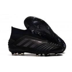 Scarpe Calcio Adidas Predator 19+ FG - Nero