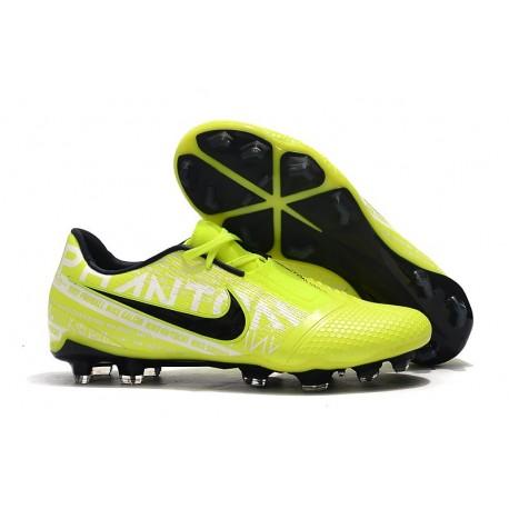 Scarpe di calcio Nike Phantom Venom Elite FG Volt Bianco Ossidiana