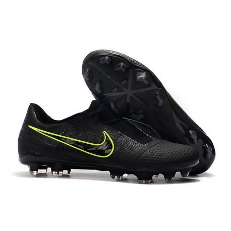 Scarpe di calcio Nike Phantom Venom Elite FG Nero Volt