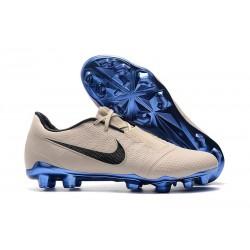 Scarpe di calcio Nike Phantom Venom Elite FG Sabbia Blu Nero
