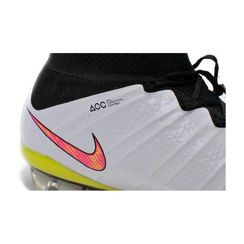 Rosa Da Calcio Fg Uomo Scarpe Acc Nike Mercurial Nero Superfly Bianco vm8n0NyPwO