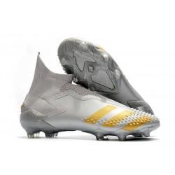 adidas Scarpe Predator Mutator 20+ FG Grigio Oro