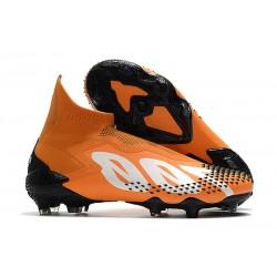 adidas Scarpe Predator Mutator 20+ FG Arancio Bianco Nero