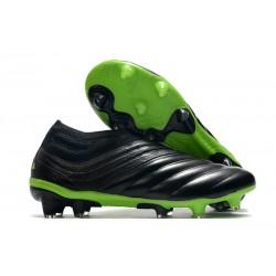 Adidas Scarpe Calcio Copa 20+ FG - Nero Core Verde Signal