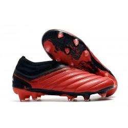 Adidas Scarpe Calcio Copa 20+ FG - Rosso Active Bianco Nero Core