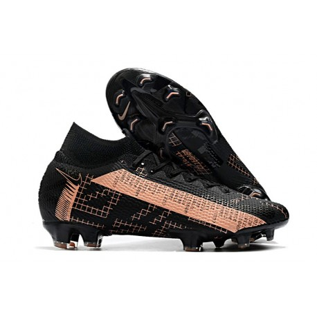 Nike Mercurial Superfly 7 Elite FG ACC Nero Rosa