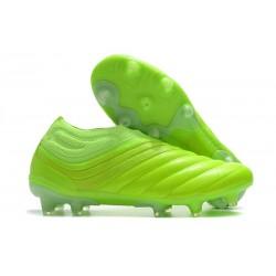 Adidas Scarpe Calcio Copa 20+ FG - Verde Signal Bianco