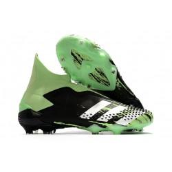 adidas Nuovo Predator Mutator 20+ FG Negro Verde Bianco