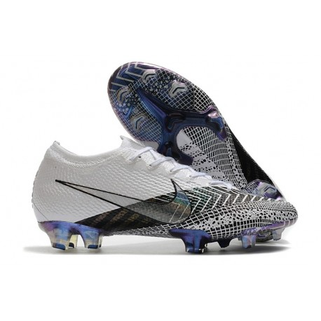 Nike Mercurial Vapor 13 Elite FG Dream Speed 3 - Bianco Bianco Nero
