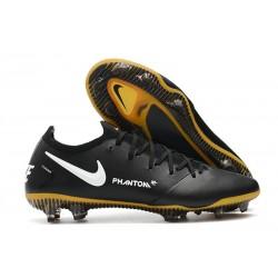 Nike Nuovo Scarpe da Calcio Phantom GT Elite Tech Craft FG Nero Oro