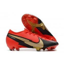 Scarpe Nike Mercurial Vapor 13 Elite FG - Rosso Nero Oro