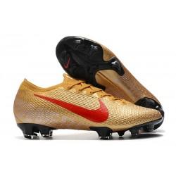 Scarpe Nike Mercurial Vapor 13 Elite FG - Oro Rosso