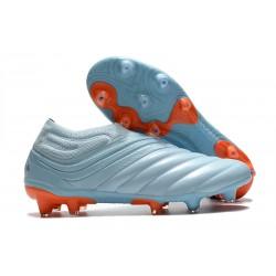 Adidas Scarpe Calcio Copa 20+ FG - Cielo Blu Team Royal Corallo Signal
