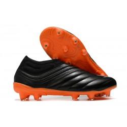 Adidas Scarpe Calcio Copa 20+ FG - Nero Arancio