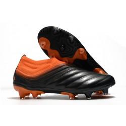 Adidas Scarpe Calcio Copa 20+ FG -Corallo Signal Nero Core Rosso Solare