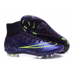 Scrapa da Calcio Nike Mercurial Superfly 4 FG ACC Power Clash Viola