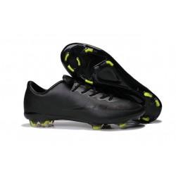 Scarpe de Calcetto Nike Mercurial Vapor X FG ACC Tutto Nero