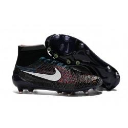 Scarpe Calcio 2016 Nike Magista Obra BHM FG Uomo Nero