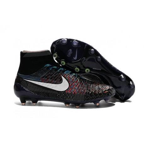 sports shoes 0816c dae2b Scarpe Calcio 2016 Nike Magista Obra BHM FG Uomo Nero
