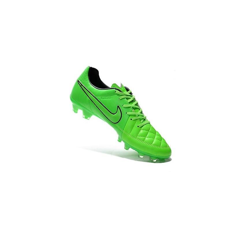 Nike Calcio Tiempo Da Scarpa 5 Verde Legend Fg vBqSnwE6