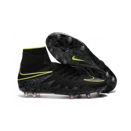 Phantom Verde Hypervenom Fg Scarpa Nero Da Nike Calcio Acc 2 0O8wknP