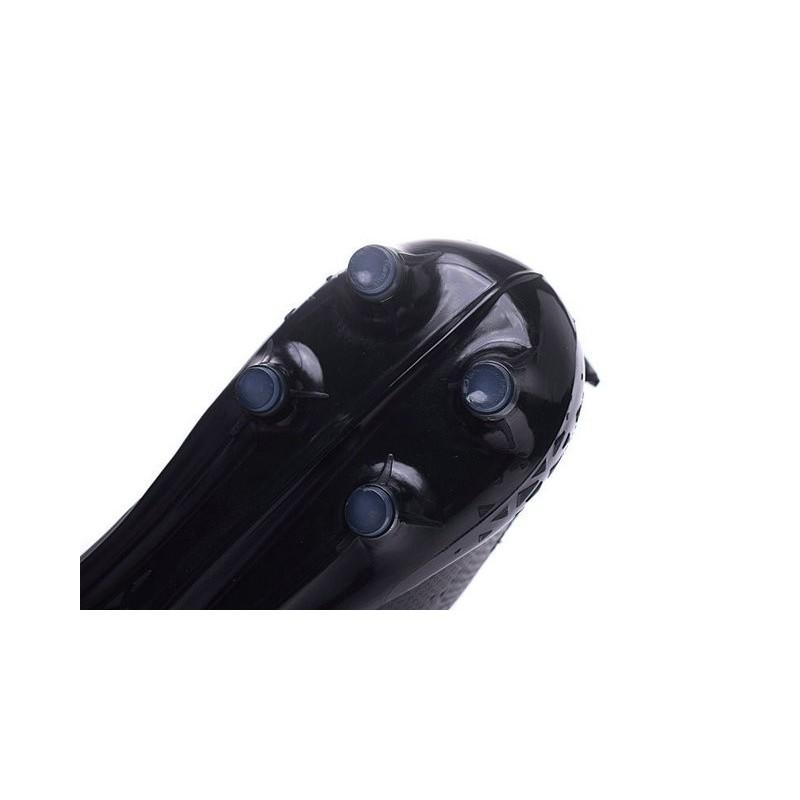 Scarpe da Calcio Nuove adidas Ace16+ Purecontrol FG Nero Giallo 9b6b664ad3f