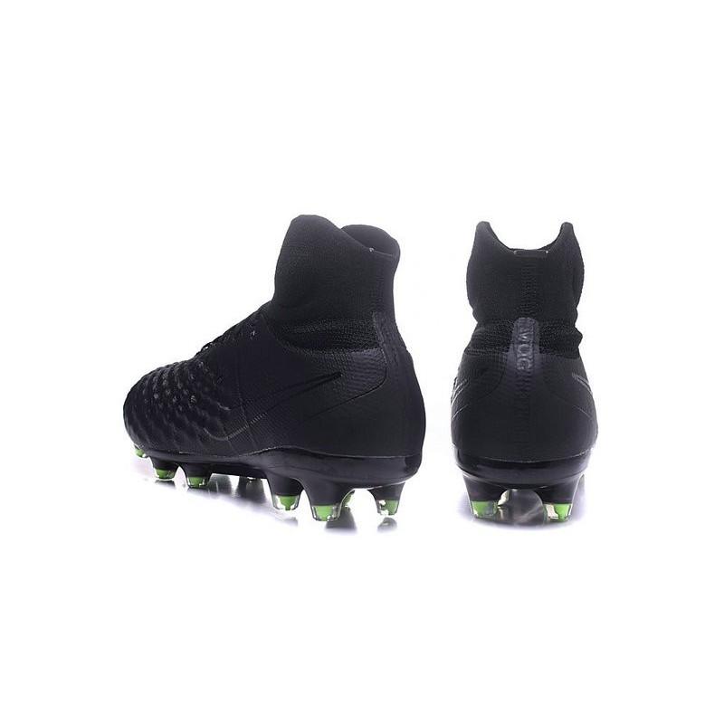 2 Acc Calcio Magista Fg Scarpa Obra Nero Nike hxtrBCsQd