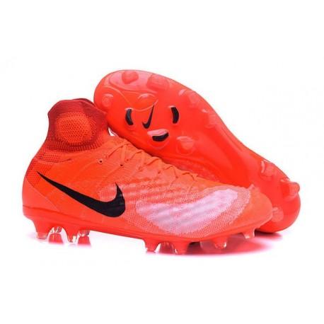 2 Scarpa Magista Nero Acc Calcio Nike Fg Rosso Obra odCBex