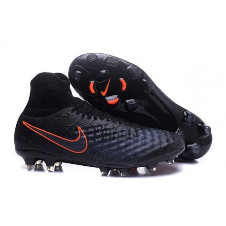 detailed look 1d3cc b52d4 Scarpa Calcio Nike Magista Obra 2 FG ACC Nero Arancio