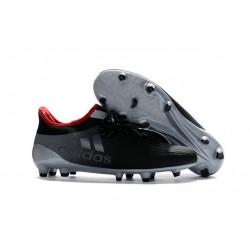 Scarpa da Calcio Nuovo Adidas X 16.1 FG Grigio Nero