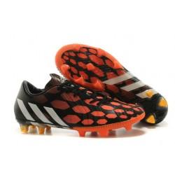 Scarpe da Calcio adidas Predator Instinct FG Uomo Arancio Nero Bianco