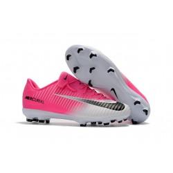 Scarpa Calcio - Nike Mercurial Vapor 11 FG -Rosa Bianco Nero