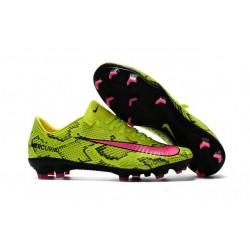 Scarpa Calcio - Nike Mercurial Vapor 11 FG - Giallo Rosa
