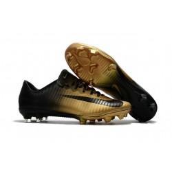 Scarpa Calcio - Nike Mercurial Vapor 11 FG - Oro Nero