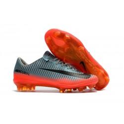 Scarpa Calcio - Nike Mercurial Vapor 11 FG - Grigio Hematite